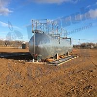 Автономная газовая котельная. Астраханская область.3