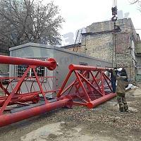 Транспортабельная котельная установка ТКУ-800