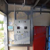 Транспортабельная котельная установка мощностью 700 кВт